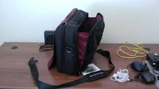 """Slappa KIKEN 18"""" Custom Laptop Bag - Review"""
