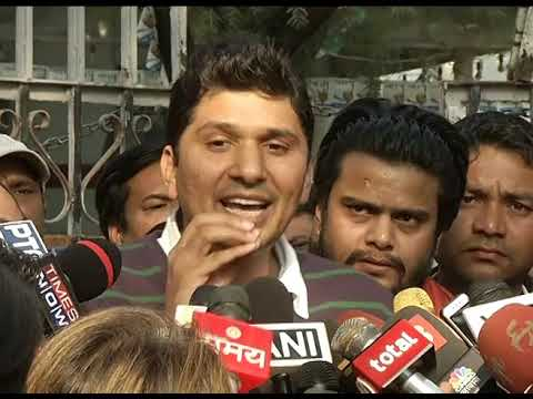 Aap Delhi Chief Spokesperson Saurabh Bhardawaj briefs Media on Office of Profit Issue