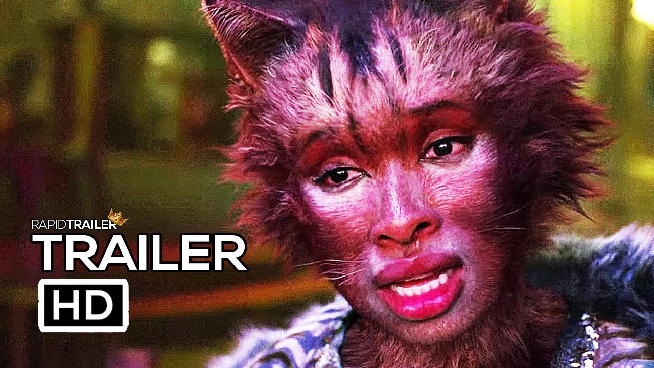 CATS Official Trailer, 2019 - Taylor Swift, Jennifer Hudson