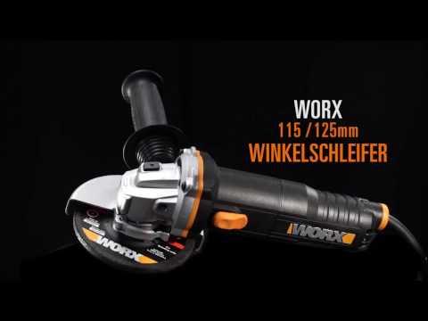 Worx Mini-Amoladora WX711 / WX712