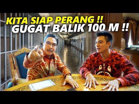 SIAP PERANG DENGAN PENGACARA TOP INDONESIA  !! APA YG TERJADI ??