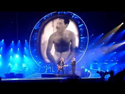 Queen + Adam Lambert - These Are The Days Of Our Lives (Live - Manchester, UK, Jan 2015)