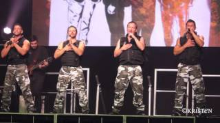 Invisible Man - 98 Degrees 8.5.16 My2K Tour