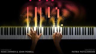 "Video thumbnail of ""Kung Fu Panda - Oogway Ascends (Piano Version)"""