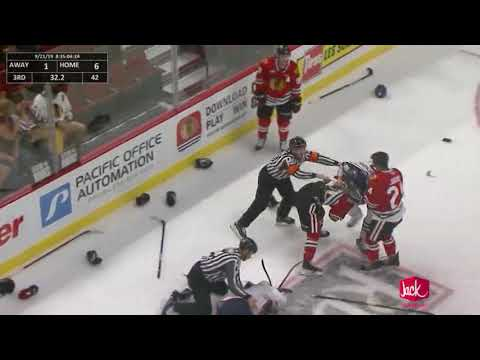 Mason Mannek vs. Dominic Schmiemann