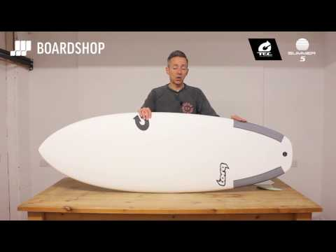 TORQ Tec Summer 5 Surfboard Review