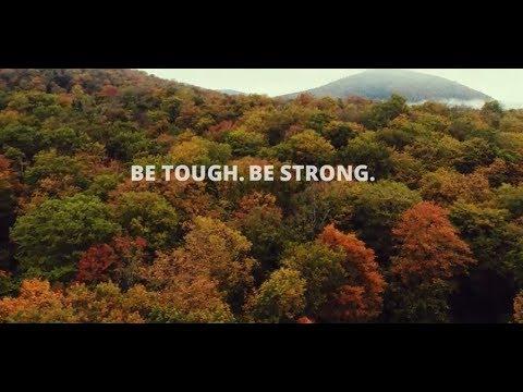 B45 Wood Bats | Be Tough | Be Strong