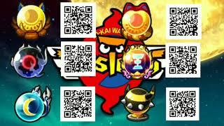 Yo Kai Watch Blasters Moon Rabbit Crew Qr Codes Free Video Search
