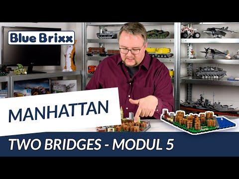 Manhattan Unit 5 Two Bridges