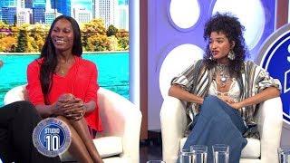 Dominique Jackson & Indya Moore Talk 'Pose' & Ballroom Culture | Studio 10