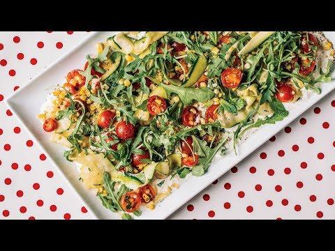 How to Make Tomato and Stracciatella Salad From Etta | In The Kitchen