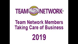 Team Network 2019 In Review