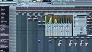 FL Studio 10   Saddam Haut De Seine Booba   ScarHandz