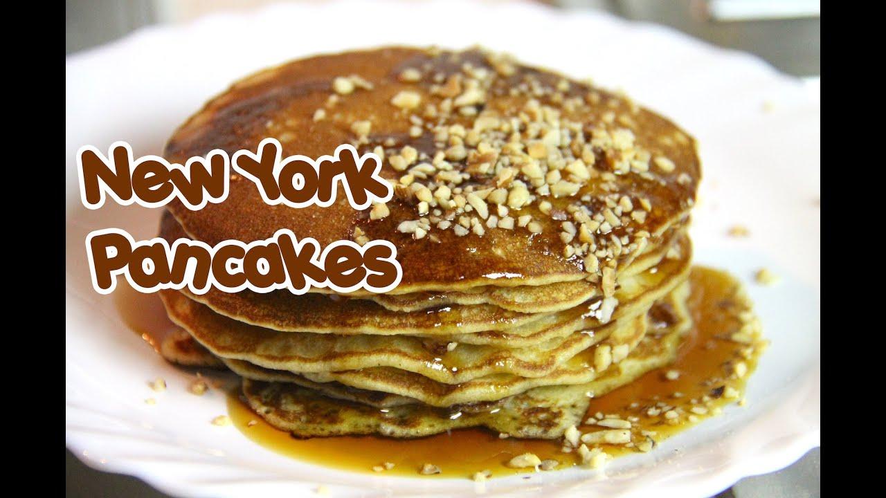 Pancakes Originali di New York ♥ VIDEORICETTA