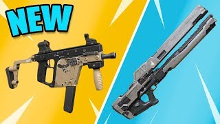 10 Fortnite Season 6 Legendary Guns That MIGHT COME SOON!