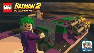 LEGO Batman 2: DC Super Heroes - Stop the Joker (Xbox One/360 Gameplay)