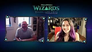 Wizards: Tales Of Arcadia Interview Colin O'Donoghue & Marc Guggenheim