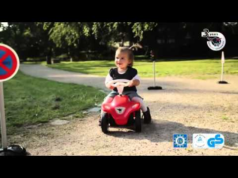 Correpasillos bobby car classic de Big en Eurekakids