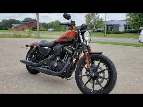 2020 Harley-Davidson Iron 883™ in Ames, Iowa - Video 1