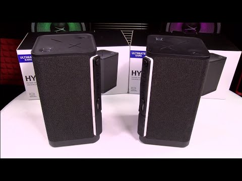 External Review Video XglPsgJzrl4 for Ultimate Ears HYPERBOOM Wireless Party Speaker