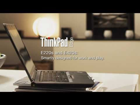Lenovo ThinkPad Edge E220s / E420s laptop tour (2011)