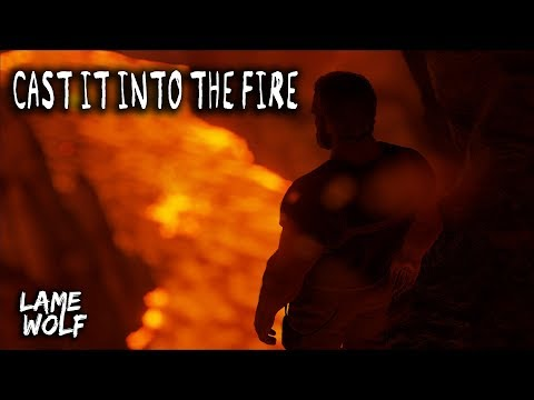 CAST IT INTO THE FIRE! - ARK Cinematic Skits