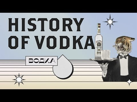 A Brief History of Vodka