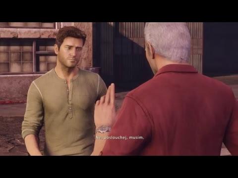 Uncharted 3 s Rodnysem