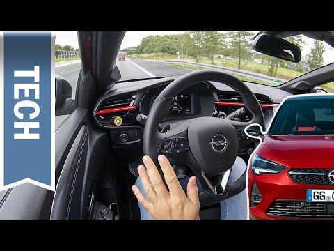 Active Drive Assist im Opel Corsa F im Test: Assistenzsysteme & Kamera mit erheblichen Problemen?