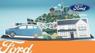 Hoe maximaliseer je de bergruimte van de Ford C-MAX