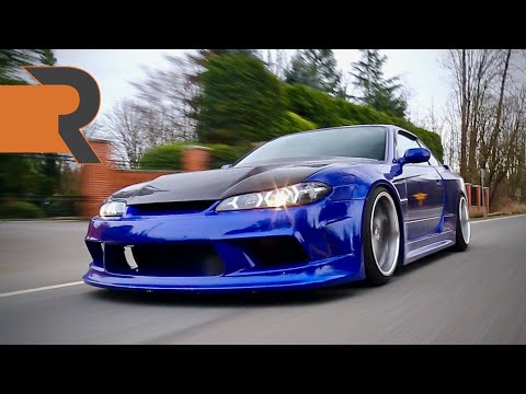 21HP Vertex Nissan Silvia S21 Spec-R  The Chase For JDM Perfect Redesign
