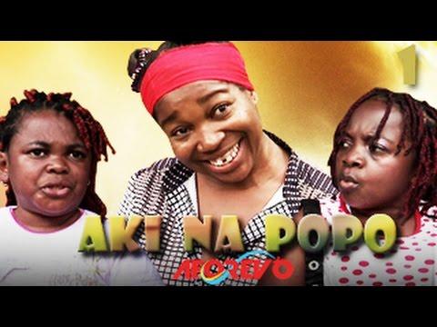 2016 Nouveau Film Nigerian En Lingala - Aki Na Popo - 1