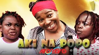 2016 Nouveau Film Nigerian En Lingala – Aki Na Popo – 1