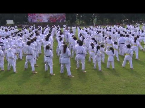 Video Panglima TNI : Karate Membentuk Jiwa Ksatria