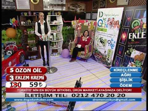 5 Ozon Oil 3 eklem Kremi