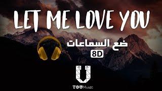 Gambar cover DJ Snake ft. Justin Bieber - Let Me Love You (8D Audio) - بتقنية الصوت ثماني الأبعاد مترجمة