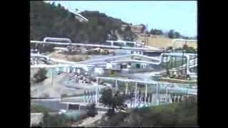 preview picture of video 'Impianto Geotermoelettrico VALLE SECOLO - LARDERELLO'