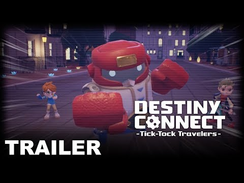 Destiny Connect: Tick-Tock Travelers - A Guide to Odd Times (PS4, Nintendo Switch) thumbnail