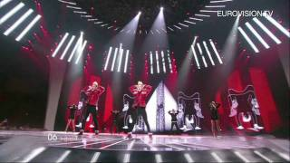 Jedward - Lipstick (Ireland) - Live - 2011 Eurovision Song Contest Final