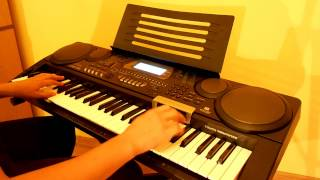 Arash feat. T-Pain - Sex Love Rock N Roll (SLR) [keyboard cover] ~G.K