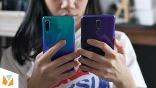 Huawei P30 Lite vs OPPO F11 Comparison Review