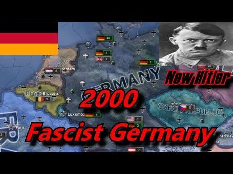 2000 Fascist Germany Modernday Mod Hearts of iron 4 HOI4