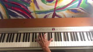 Bluebird (Alexis Ffrench) Piano Tutorial