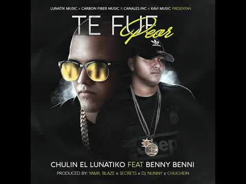 Te Fue Peor (Audio)