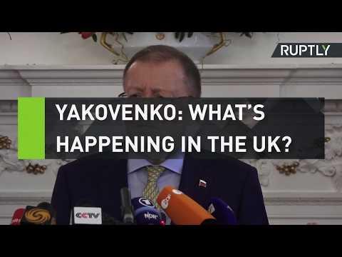 Yakovenko: