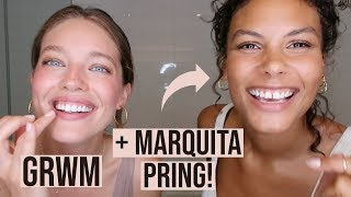 GRWM + Marquita Pring | Size Inclusivity in Fashion, Confidence + More | Emily DiDonato