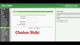 tplinkwifi-net username and password - TH-Clip