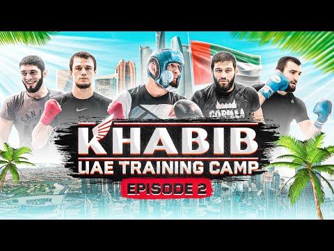 UAE Training Camp | Episode 2