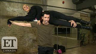 Inside Drew Scott's 'Dancing With The Stars' Rehearsal