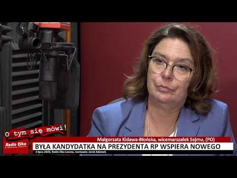 Wideo1: O tym się mówi: Kidawa-Błońska wspiera Trzaskowskiego